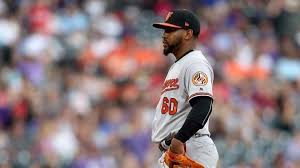 Struggling Orioles closer Mychal Givens to pitch in lower-leverage ...