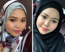wanita ni guna 3 jenis makeup remover