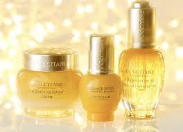 review l occitane divine star gift