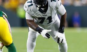 Eagles rule out Jason Peters, Nigel Bradham for game vs. the Bears
