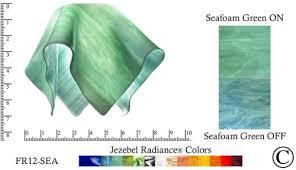 jezebel radiance small flame seafoam