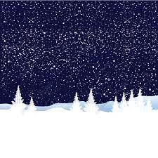 بطاقة عيد الميلاد مع خلفية الثلوج خلفيات شتاء فن الخلفية Png