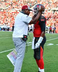 Bucs' Byron Leftwich is a coach on the rise: 'I feel like this is what I  was meant to do'