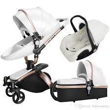 2020 baby stroller with car seat 3 in