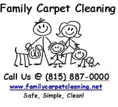 family carpet cleaning plainfield il