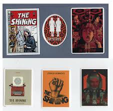 Home Furniture Diy Wall Decals Stickers The Shining Logo Vinyl Decal Sticker Kubrick Mtmstudioclub Com