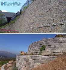 hillside restoration expert slope repair