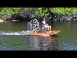 mini airboat you
