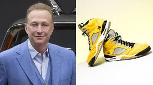 Miles Nadal Just Bought 99 of the World's Rarest Sneakers for ...