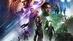 infinity war thor black panther star