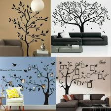 Huge Family Tree Photo Frame Wall Decals Removable Decor Decorative Painting For Sale Online Ebay