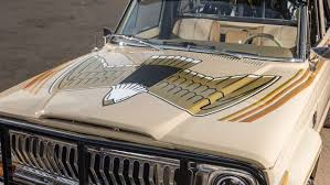 The Golden Eagle Jeep J10 Rolls The Best Of The 70s Into One Truck