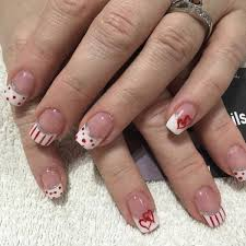 30 top white tip nail designs this year