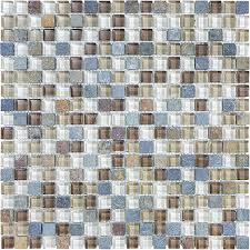 bliss mosaic glass slate blend amber tea
