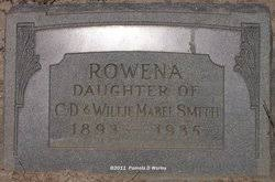 Rowena Smith Langford (1893-1935) - Find A Grave Memorial