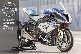 the ten best motorcycles of 2017