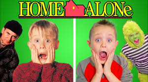 Home Alone Full Movie Recreated by Kids ...
