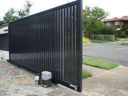 Sliding Gates Pictures Image Gallery Brisbane Automatic Gates Front Gate Design Entrance Gates Design House Gate Design