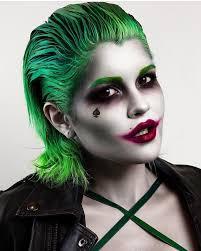 joker halloween makeup
