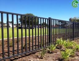 See Through Spear Top Tubular Steel Fencing Design Library Security Fencing For Sale Tubular Steel Fence Manufacturer From China 108203043