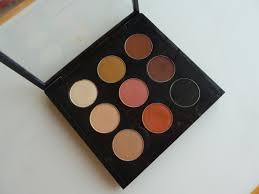 makeup geek creme brulee eyeshadow review