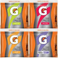 gatorade powder variety pack 2 5 gallon