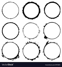 frames set royalty free vector image