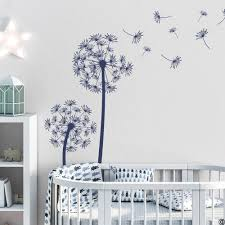 The Freya Dandelion Wall Decal