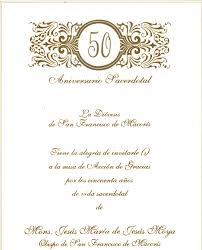 Invitacion De 50 Anos Quotes Links