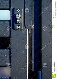 Metal Fence Gate Door Stock Image Image Of Door Gate 53182715