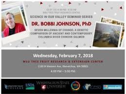 Science in Our Valley Seminar Series: Dr. Bobbi Johnson, PhD - NCESD