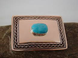 jewelry hand sted copper belt buckle
