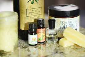 homemade face and body lotion