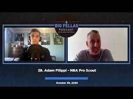 28. Adam Filippi - NBA Pro Scout - YouTube