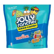 jolly rancher tropical flavors hard