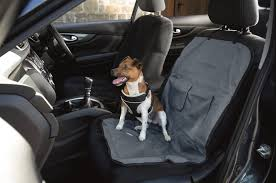 henry wag pet car seat hammock and rear