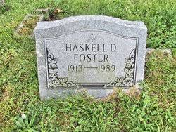 "Haskell Dubose ""Hank"" Foster (1913-1989) - Find A Grave Memorial"