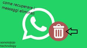 Come recuperare i messaggi eliminati (da altri) su WHATSAPP - YouTube