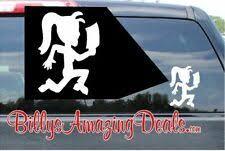 4 Hatchet Girl Vinyl Decal Car Window Lady Icp Man Juggalo Twiztid Sticker Jdm For Sale Online Ebay