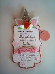 Tarjeta Invitacion Unicornio Ideas De Fiesta Unicornio