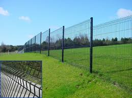 Wire Welded Mesh Fencing Installation How To Build A House