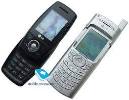Review GSM phones LG S5000 and S5200