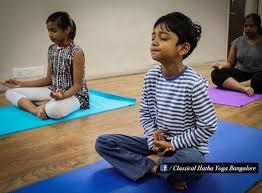 isha children s yoga program