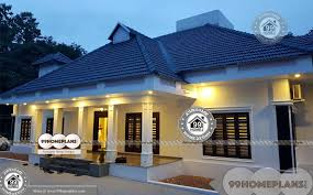 spacious royal kerala house floor plans