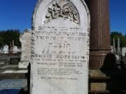 Simon Hamburger Died: 7 Jun 1891 BillionGraves Record