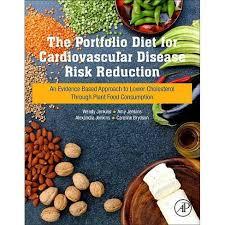 The Portfolio Diet For Cardiovascular Disease Risk Reduction - By Wendy  Jenkins & Amy Jenkins & Alexandra Jenkins & Caroline Brydson (Paperback) :  Target