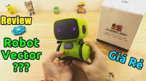 Trên tay Robot Thông Minh Giống