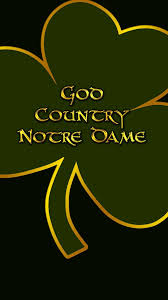 God Country Notre Dame Football Quote Vinyl Wall Sticker Decal Home Kitchen Handmade Products Home Kitchen