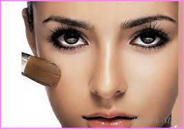 natural makeup how to apply star