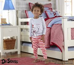 Dr Seuss Applique Kids Pajamas Pottery Barn Kids